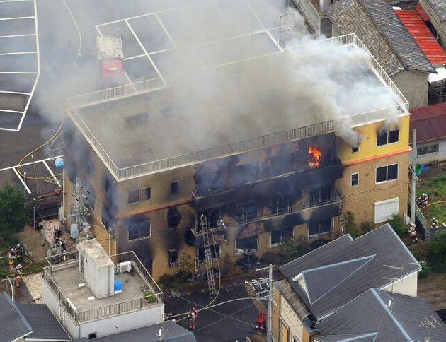 京アニの放火事件は社会に見捨てられた氷河期世代『無敵の人』が犯人なのだろうか?