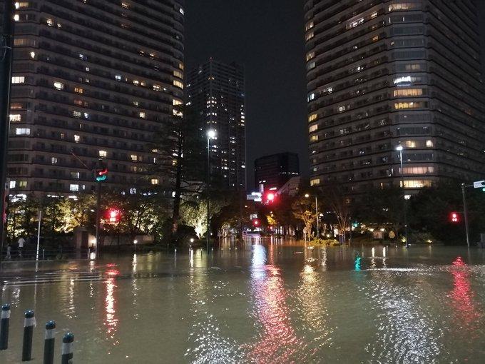 台風19号「ハギビス」で露わになった「武蔵小杉」と東京23区東側の水害リスク